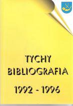 Okładka 1tomu Bibliografii Miasta Tychy